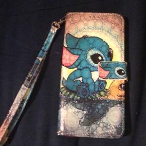 New S9 stitch phone case